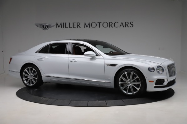 New 2021 Bentley Flying Spur W12 for sale Call for price at Bugatti of Greenwich in Greenwich CT 06830 10