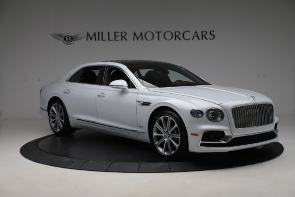 New 2021 Bentley Flying Spur W12 for sale Call for price at Bugatti of Greenwich in Greenwich CT 06830 11