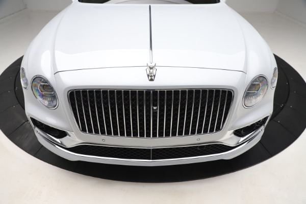 New 2021 Bentley Flying Spur W12 for sale Call for price at Bugatti of Greenwich in Greenwich CT 06830 13