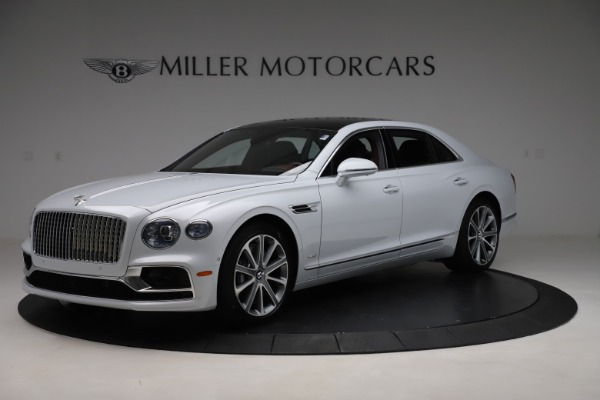 New 2021 Bentley Flying Spur W12 for sale Call for price at Bugatti of Greenwich in Greenwich CT 06830 2