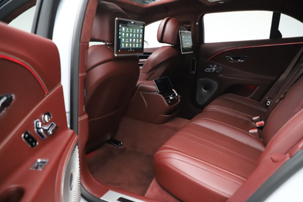 New 2021 Bentley Flying Spur W12 for sale Call for price at Bugatti of Greenwich in Greenwich CT 06830 24