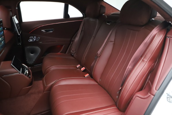 New 2021 Bentley Flying Spur W12 for sale Call for price at Bugatti of Greenwich in Greenwich CT 06830 25