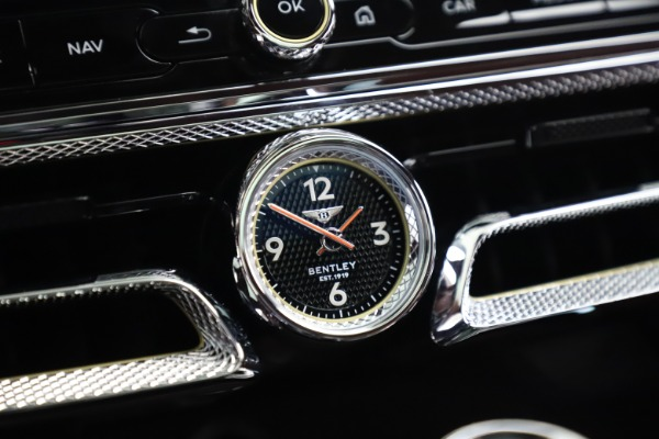 New 2020 Bentley Flying Spur W12 for sale Sold at Bugatti of Greenwich in Greenwich CT 06830 28