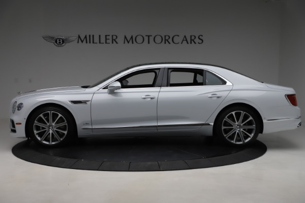New 2021 Bentley Flying Spur W12 for sale Call for price at Bugatti of Greenwich in Greenwich CT 06830 3