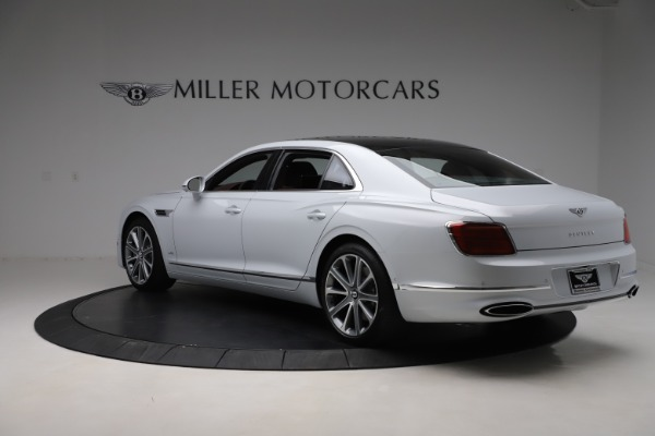 New 2021 Bentley Flying Spur W12 for sale Call for price at Bugatti of Greenwich in Greenwich CT 06830 5