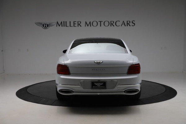 New 2020 Bentley Flying Spur W12 for sale Sold at Bugatti of Greenwich in Greenwich CT 06830 6