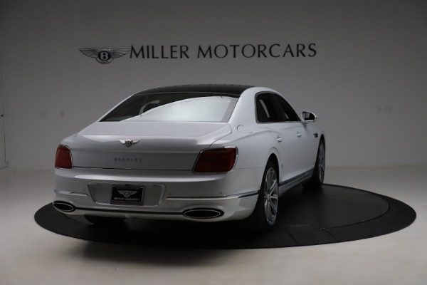 New 2021 Bentley Flying Spur W12 for sale Call for price at Bugatti of Greenwich in Greenwich CT 06830 7