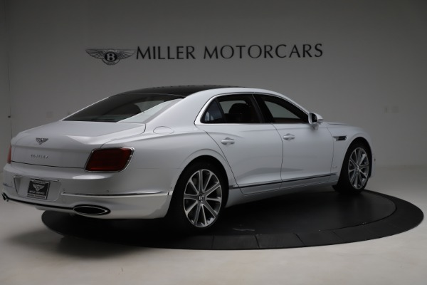 New 2021 Bentley Flying Spur W12 for sale Call for price at Bugatti of Greenwich in Greenwich CT 06830 8