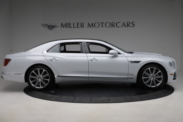 New 2021 Bentley Flying Spur W12 for sale Call for price at Bugatti of Greenwich in Greenwich CT 06830 9