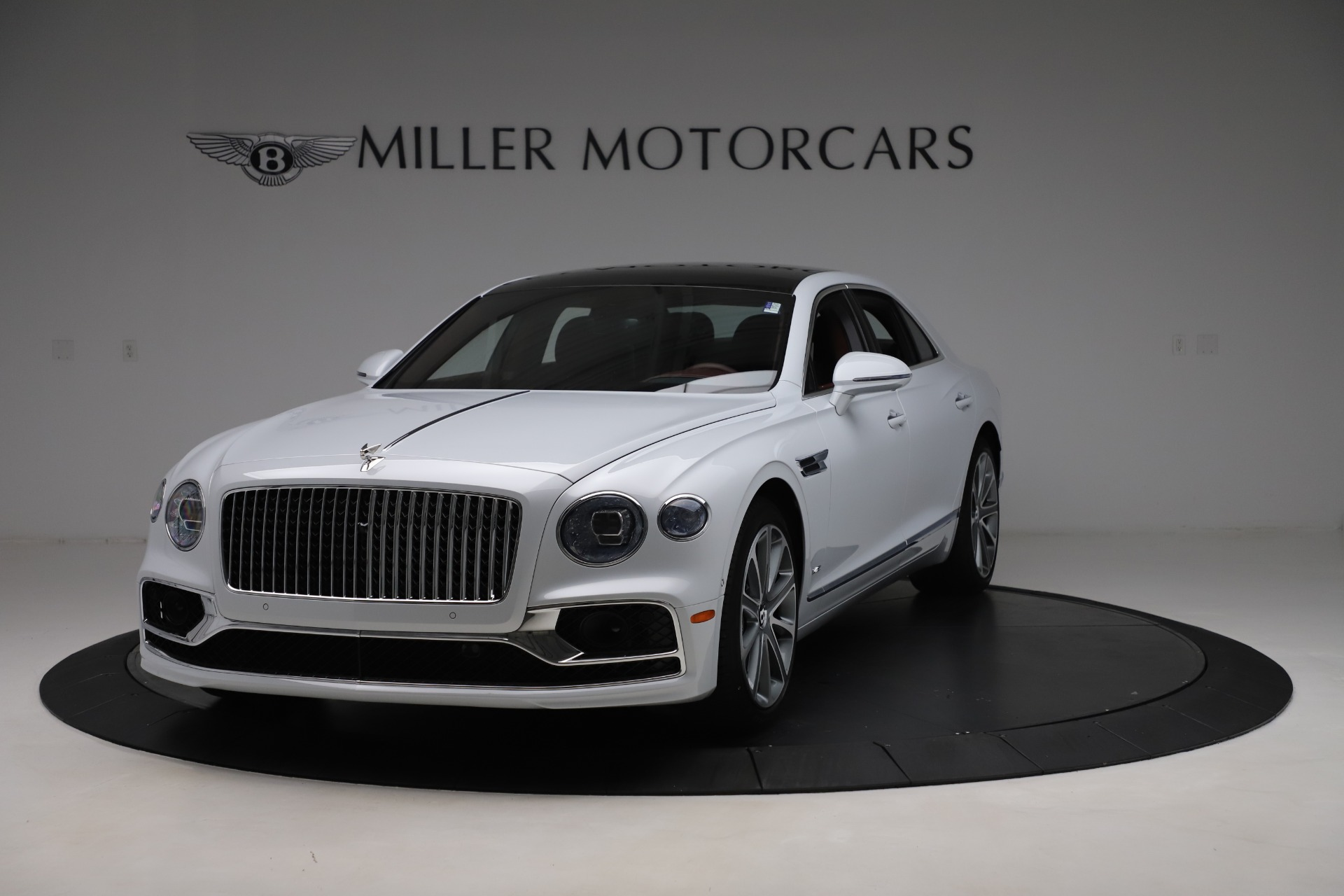 New 2020 Bentley Flying Spur W12 for sale Sold at Bugatti of Greenwich in Greenwich CT 06830 1