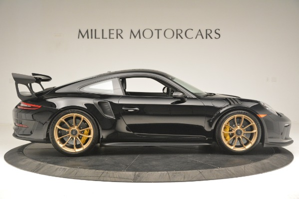 Used 2019 Porsche 911 GT3 RS for sale Sold at Bugatti of Greenwich in Greenwich CT 06830 10