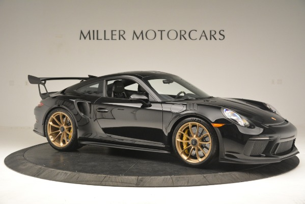Used 2019 Porsche 911 GT3 RS for sale Sold at Bugatti of Greenwich in Greenwich CT 06830 11