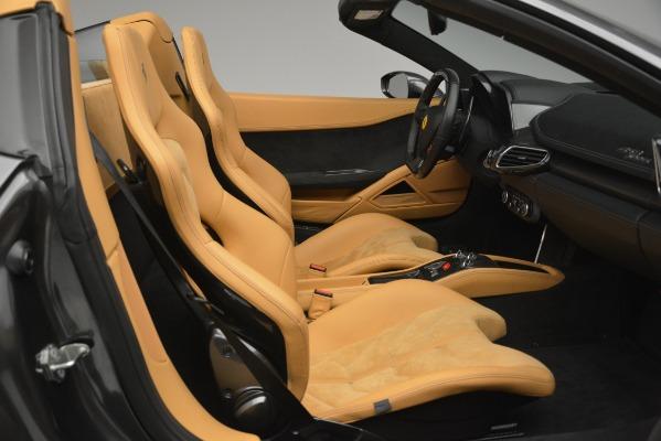 Used 2013 Ferrari 458 Spider for sale Sold at Bugatti of Greenwich in Greenwich CT 06830 21