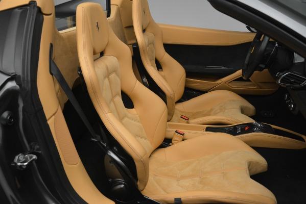 Used 2013 Ferrari 458 Spider for sale Sold at Bugatti of Greenwich in Greenwich CT 06830 22