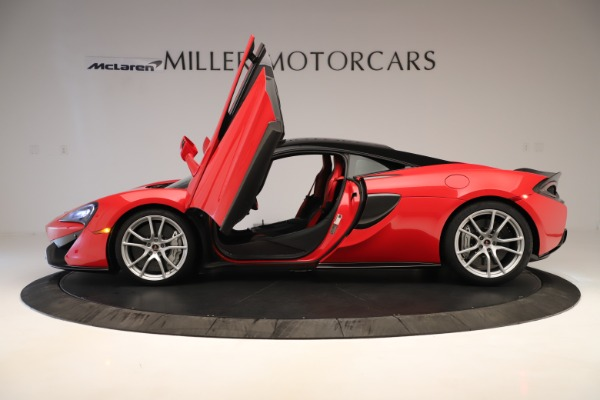 Used 2016 McLaren 570S Coupe for sale Sold at Bugatti of Greenwich in Greenwich CT 06830 11