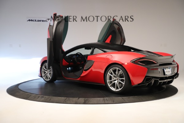 Used 2016 McLaren 570S Coupe for sale Sold at Bugatti of Greenwich in Greenwich CT 06830 12