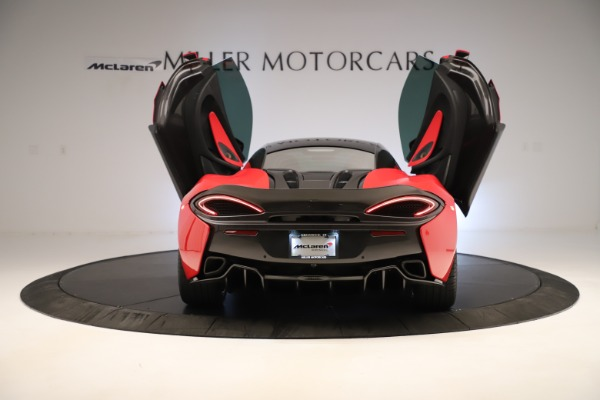 Used 2016 McLaren 570S Coupe for sale Sold at Bugatti of Greenwich in Greenwich CT 06830 13