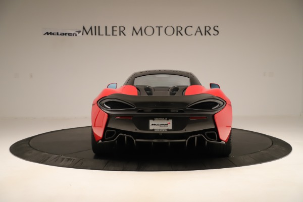 Used 2016 McLaren 570S Coupe for sale Sold at Bugatti of Greenwich in Greenwich CT 06830 4
