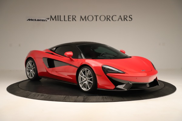 Used 2016 McLaren 570S Coupe for sale Sold at Bugatti of Greenwich in Greenwich CT 06830 7