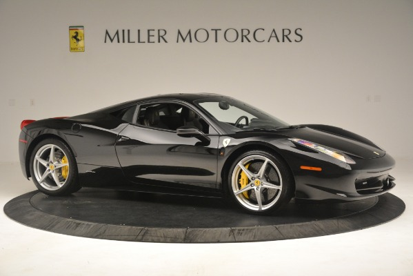 Used 2011 Ferrari 458 Italia for sale Sold at Bugatti of Greenwich in Greenwich CT 06830 10