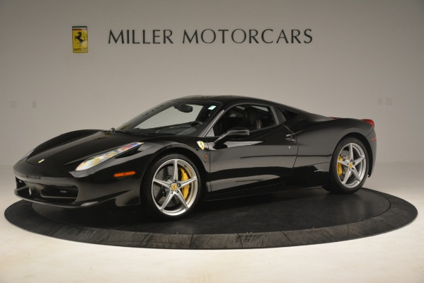 Used 2011 Ferrari 458 Italia for sale Sold at Bugatti of Greenwich in Greenwich CT 06830 2