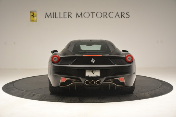 Used 2011 Ferrari 458 Italia for sale Sold at Bugatti of Greenwich in Greenwich CT 06830 6