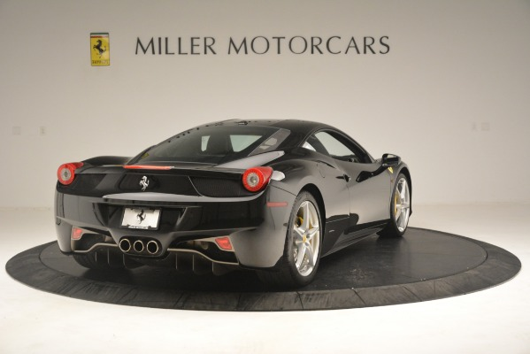 Used 2011 Ferrari 458 Italia for sale Sold at Bugatti of Greenwich in Greenwich CT 06830 7