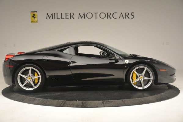 Used 2011 Ferrari 458 Italia for sale Sold at Bugatti of Greenwich in Greenwich CT 06830 9