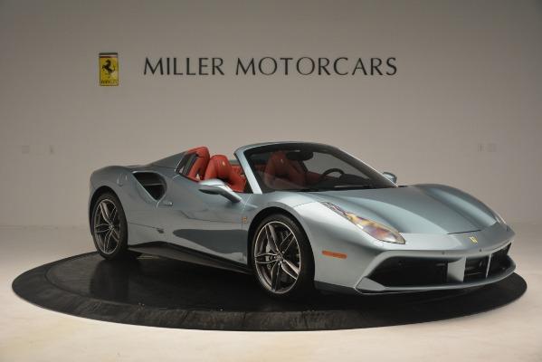 Used 2017 Ferrari 488 Spider for sale Sold at Bugatti of Greenwich in Greenwich CT 06830 11