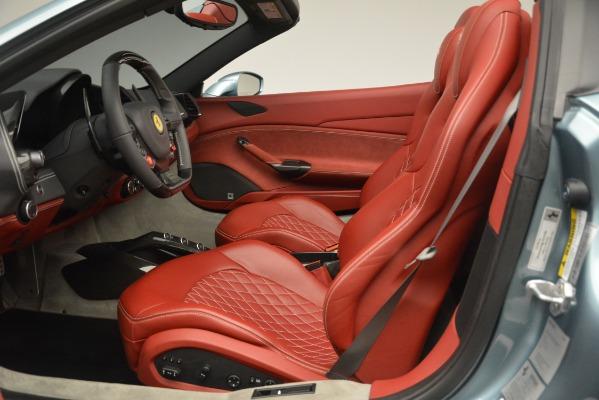 Used 2017 Ferrari 488 Spider for sale Sold at Bugatti of Greenwich in Greenwich CT 06830 19