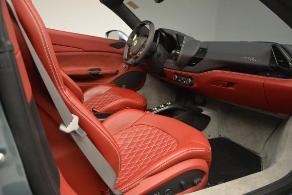 Used 2017 Ferrari 488 Spider for sale Sold at Bugatti of Greenwich in Greenwich CT 06830 22