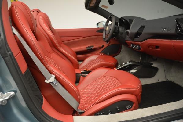 Used 2017 Ferrari 488 Spider for sale Sold at Bugatti of Greenwich in Greenwich CT 06830 23