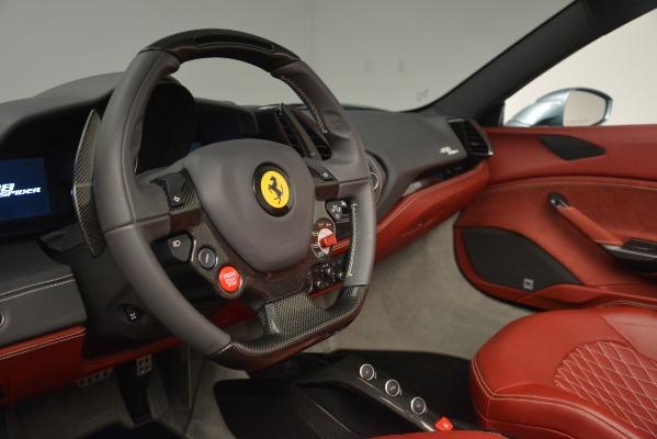 Used 2017 Ferrari 488 Spider for sale Sold at Bugatti of Greenwich in Greenwich CT 06830 25