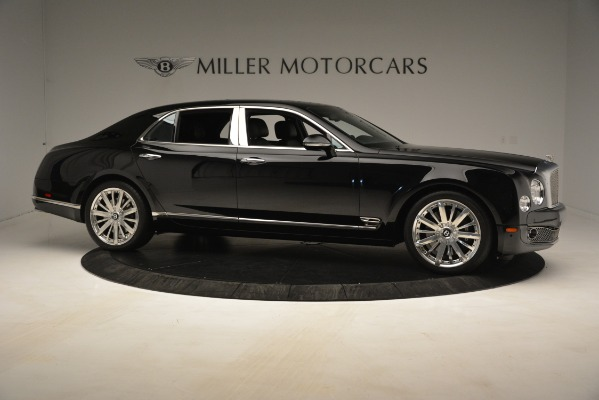 Used 2016 Bentley Mulsanne for sale Sold at Bugatti of Greenwich in Greenwich CT 06830 10