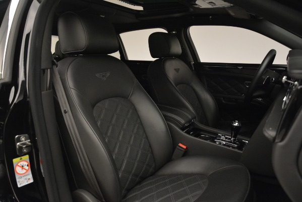 Used 2016 Bentley Mulsanne for sale Sold at Bugatti of Greenwich in Greenwich CT 06830 27
