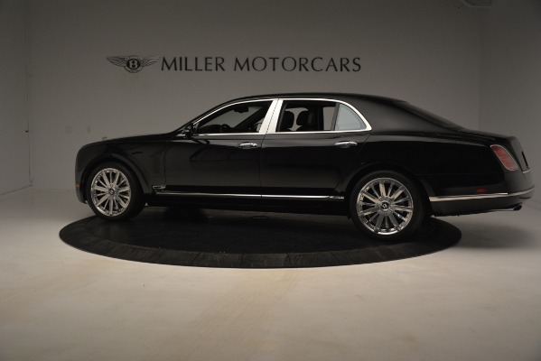 Used 2016 Bentley Mulsanne for sale Sold at Bugatti of Greenwich in Greenwich CT 06830 4