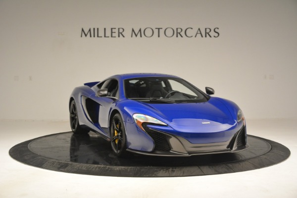 Used 2015 McLaren 650S for sale Sold at Bugatti of Greenwich in Greenwich CT 06830 11