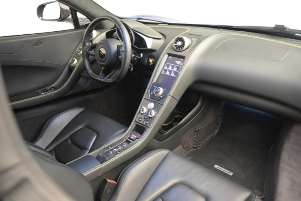 Used 2015 McLaren 650S for sale Sold at Bugatti of Greenwich in Greenwich CT 06830 24