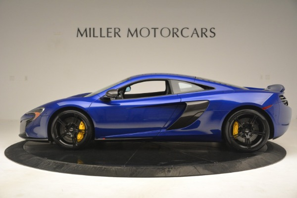 Used 2015 McLaren 650S for sale Sold at Bugatti of Greenwich in Greenwich CT 06830 3