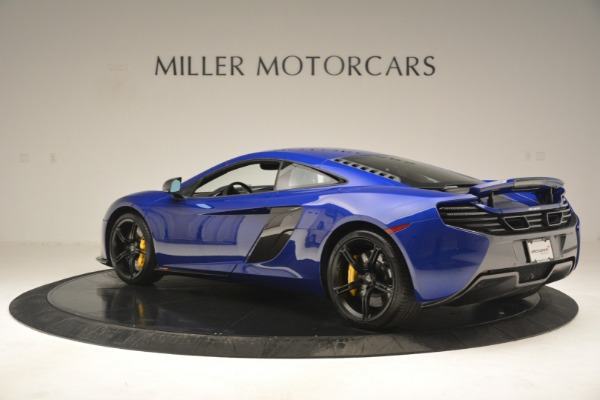 Used 2015 McLaren 650S for sale Sold at Bugatti of Greenwich in Greenwich CT 06830 4