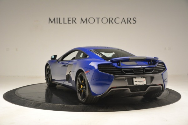 Used 2015 McLaren 650S for sale Sold at Bugatti of Greenwich in Greenwich CT 06830 5