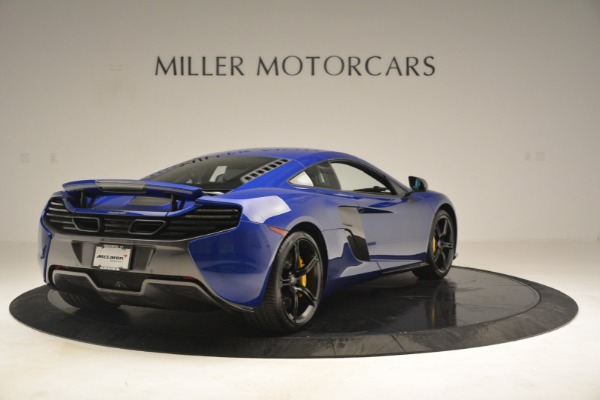 Used 2015 McLaren 650S for sale Sold at Bugatti of Greenwich in Greenwich CT 06830 7