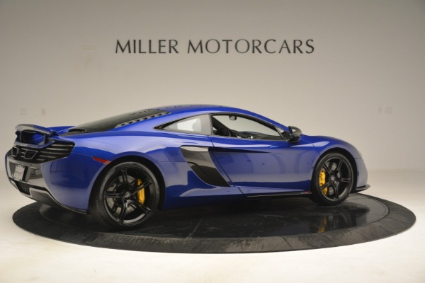 Used 2015 McLaren 650S for sale Sold at Bugatti of Greenwich in Greenwich CT 06830 8