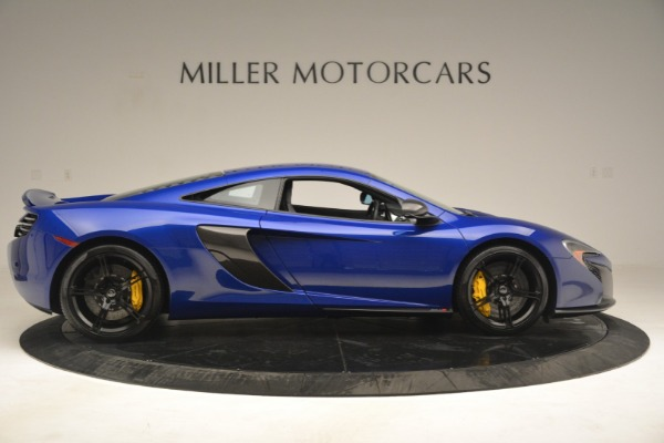 Used 2015 McLaren 650S for sale Sold at Bugatti of Greenwich in Greenwich CT 06830 9