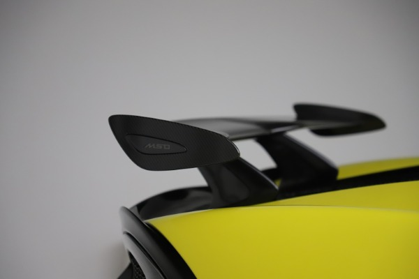 New 2019 McLaren 570S SPIDER Convertible for sale $227,660 at Bugatti of Greenwich in Greenwich CT 06830 23