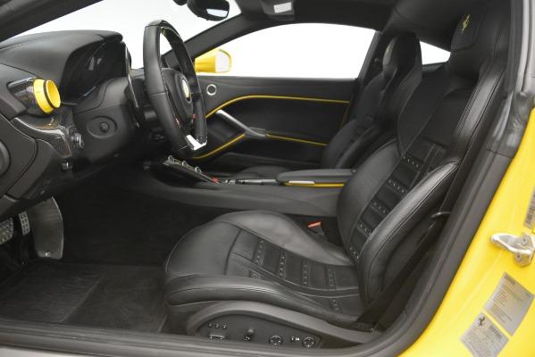 Used 2015 Ferrari F12 Berlinetta for sale Sold at Bugatti of Greenwich in Greenwich CT 06830 14