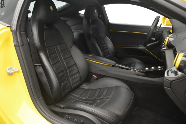 Used 2015 Ferrari F12 Berlinetta for sale Sold at Bugatti of Greenwich in Greenwich CT 06830 19