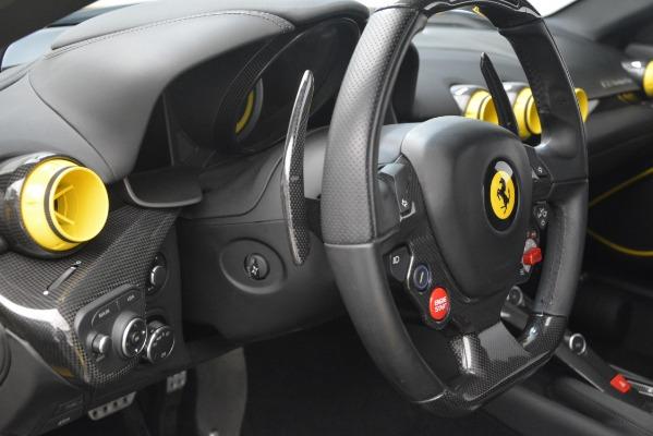 Used 2015 Ferrari F12 Berlinetta for sale Sold at Bugatti of Greenwich in Greenwich CT 06830 20