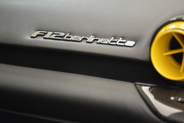 Used 2015 Ferrari F12 Berlinetta for sale Sold at Bugatti of Greenwich in Greenwich CT 06830 24