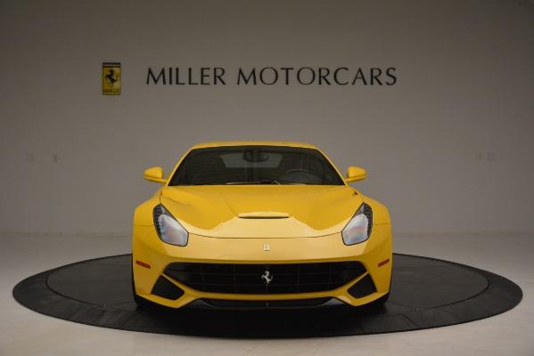 Used 2015 Ferrari F12 Berlinetta for sale Sold at Bugatti of Greenwich in Greenwich CT 06830 8